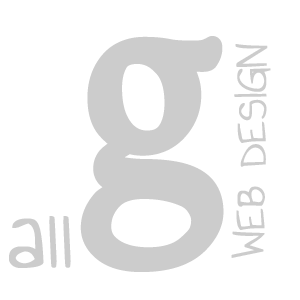 All G Web Design Logo